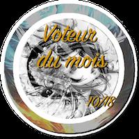 Voteur du mois & RPiste du mois BadgeVM