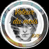 Voteur du mois & RPiste du mois BadgeVM1811