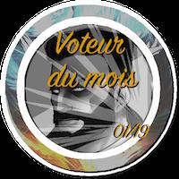 Voteur du mois & RPiste du mois BadgeVM1901
